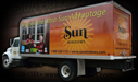 Sun Windows Box Truck